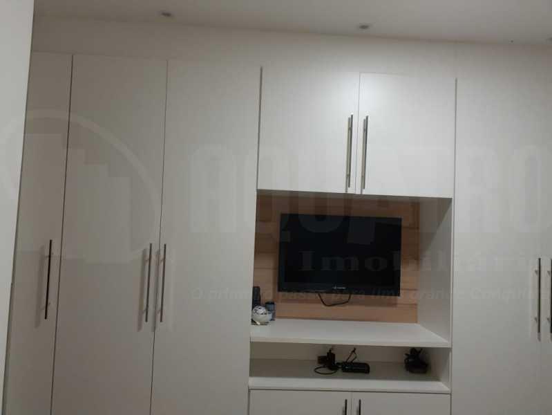 MN 31. - Casa em Condomínio 2 quartos à venda Taquara, Rio de Janeiro - R$ 320.000 - PECN20038 - 20