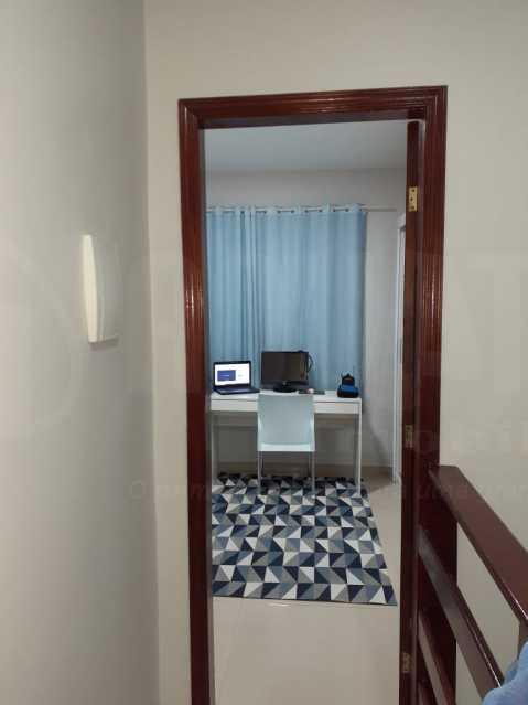 MN 37. - Casa em Condomínio 2 quartos à venda Taquara, Rio de Janeiro - R$ 320.000 - PECN20038 - 22