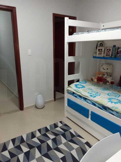 MN 38. - Casa em Condomínio 2 quartos à venda Taquara, Rio de Janeiro - R$ 320.000 - PECN20038 - 23