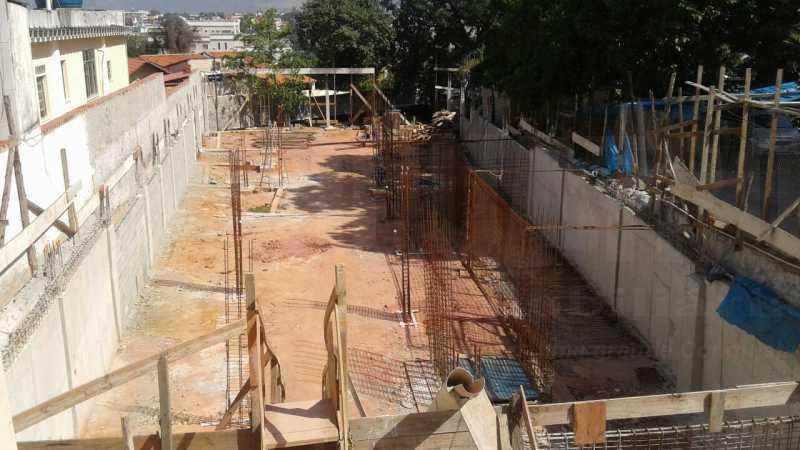 1 - Terreno Multifamiliar à venda Tanque, Rio de Janeiro - R$ 1.100.000 - PEMF00022 - 1