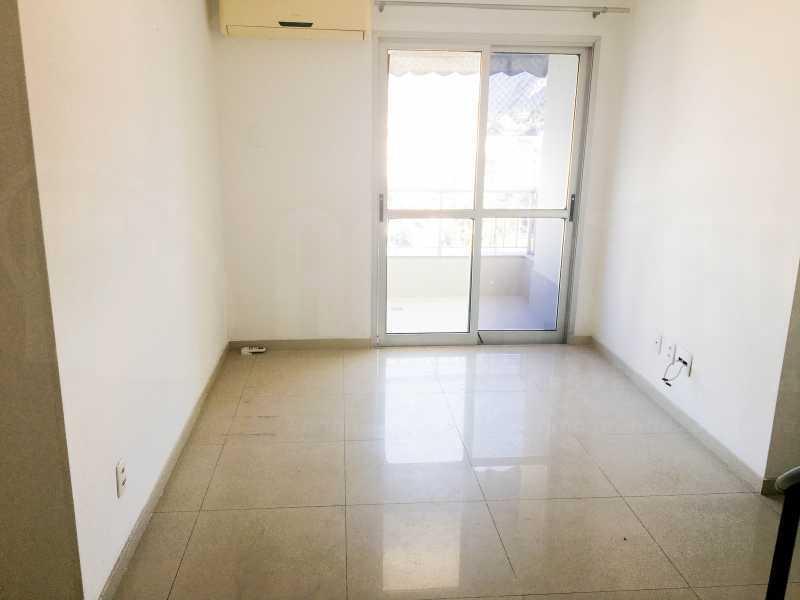 SALA - Cobertura 4 quartos à venda Taquara, Rio de Janeiro - R$ 440.000 - PECO40003 - 4
