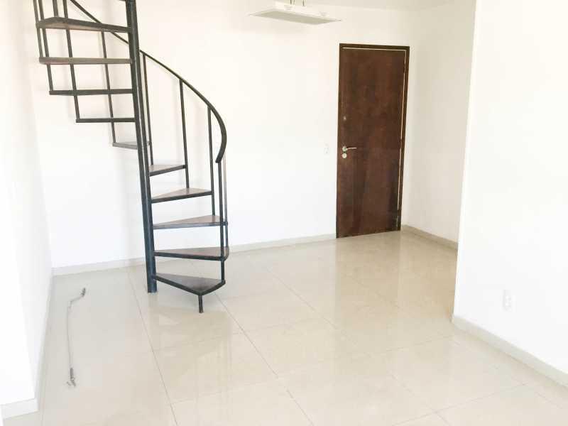 SALA - Cobertura 4 quartos à venda Taquara, Rio de Janeiro - R$ 440.000 - PECO40003 - 5
