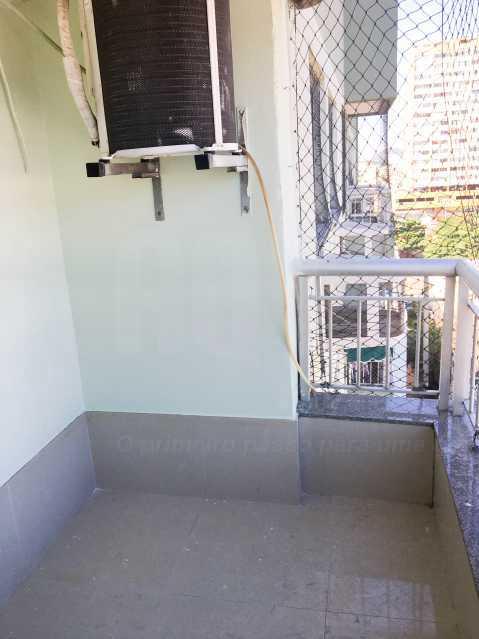 VARANDA - Cobertura 4 quartos à venda Taquara, Rio de Janeiro - R$ 440.000 - PECO40003 - 7