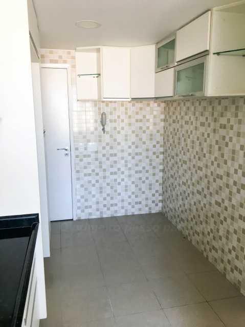 COZINHA - Cobertura 4 quartos à venda Taquara, Rio de Janeiro - R$ 440.000 - PECO40003 - 13