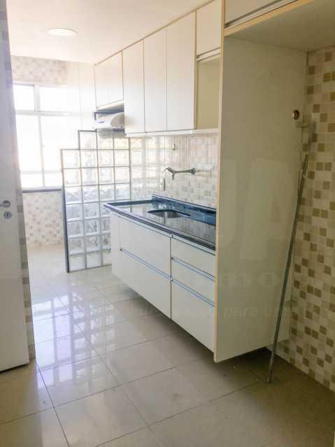 COZINHA - Cobertura 4 quartos à venda Taquara, Rio de Janeiro - R$ 440.000 - PECO40003 - 14