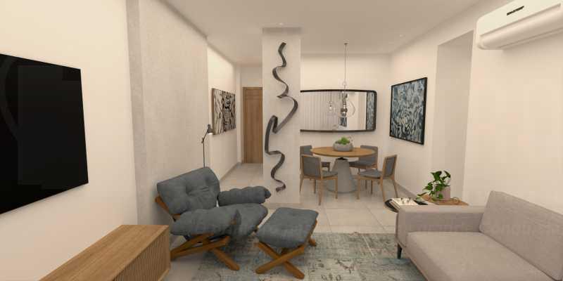 3 - Apartamento 2 quartos à venda Botafogo, Rio de Janeiro - R$ 790.000 - PEAP20417 - 4
