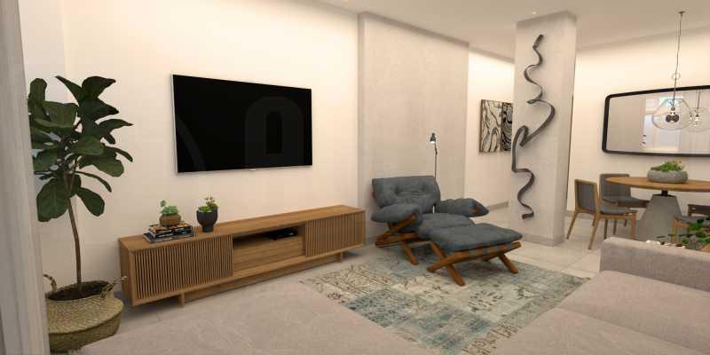 4 - Apartamento 2 quartos à venda Botafogo, Rio de Janeiro - R$ 790.000 - PEAP20417 - 5