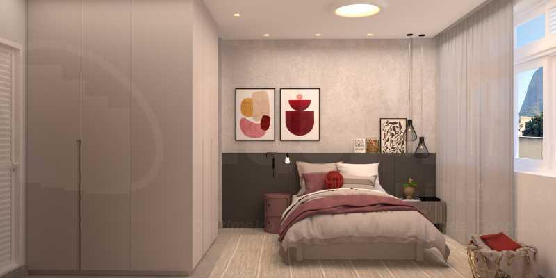 6 - Apartamento 2 quartos à venda Botafogo, Rio de Janeiro - R$ 790.000 - PEAP20417 - 7