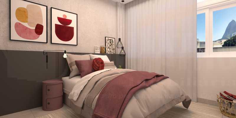 7 - Apartamento 2 quartos à venda Botafogo, Rio de Janeiro - R$ 790.000 - PEAP20417 - 8