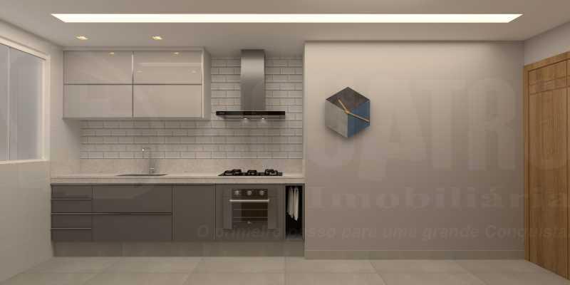 10 - Apartamento 2 quartos à venda Botafogo, Rio de Janeiro - R$ 790.000 - PEAP20417 - 11