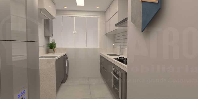 12 - Apartamento 2 quartos à venda Botafogo, Rio de Janeiro - R$ 790.000 - PEAP20417 - 13