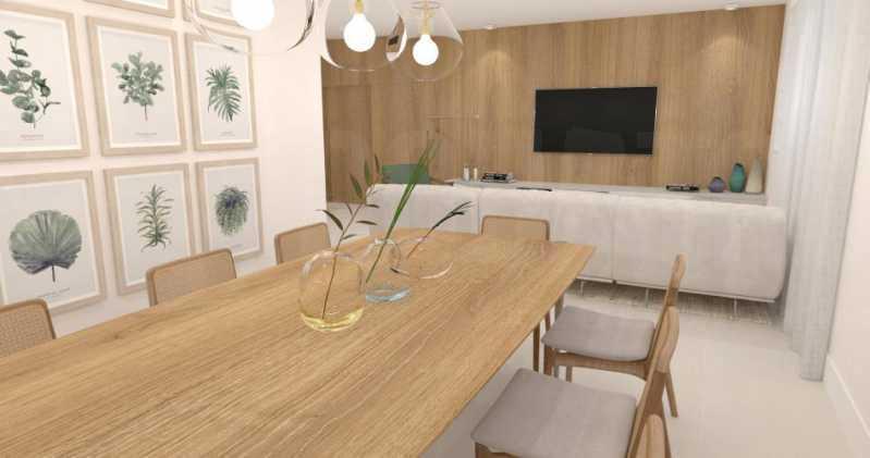 fotos-13 - Casa de Vila 5 quartos à venda Tijuca, Rio de Janeiro - R$ 1.150.000 - PECV50001 - 5