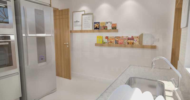 fotos-20 - Casa de Vila 5 quartos à venda Tijuca, Rio de Janeiro - R$ 1.150.000 - PECV50001 - 6