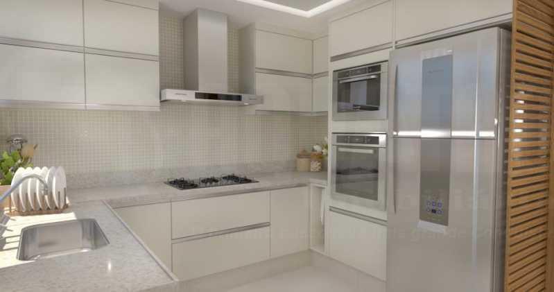fotos-21 - Casa de Vila 5 quartos à venda Tijuca, Rio de Janeiro - R$ 1.150.000 - PECV50001 - 7