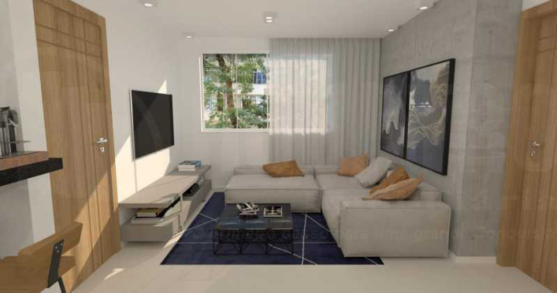 fotos-23 - Casa de Vila 5 quartos à venda Tijuca, Rio de Janeiro - R$ 1.150.000 - PECV50001 - 9