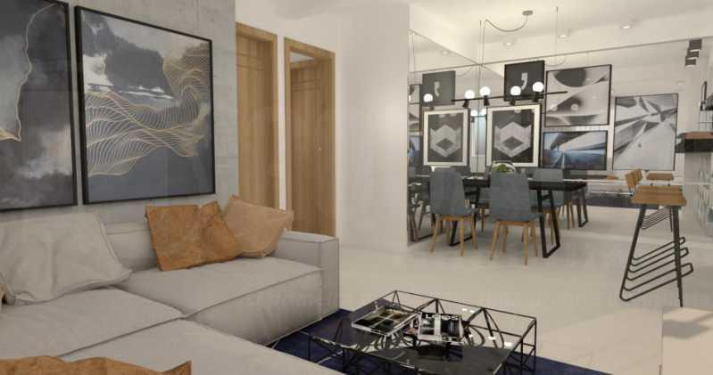 fotos-24 - Casa de Vila 5 quartos à venda Tijuca, Rio de Janeiro - R$ 1.150.000 - PECV50001 - 10