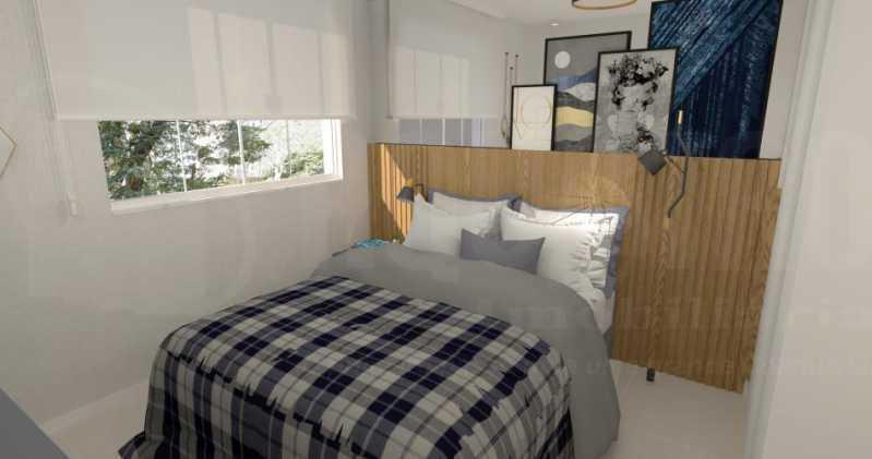 fotos-29 - Casa de Vila 5 quartos à venda Tijuca, Rio de Janeiro - R$ 1.150.000 - PECV50001 - 12