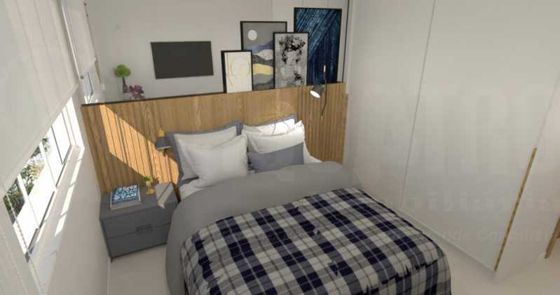 fotos-30 - Casa de Vila 5 quartos à venda Tijuca, Rio de Janeiro - R$ 1.150.000 - PECV50001 - 13