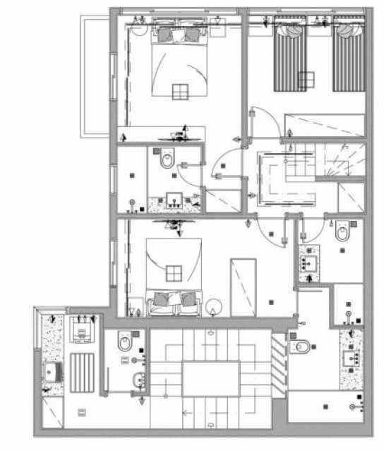 fotos-32 - Casa de Vila 5 quartos à venda Tijuca, Rio de Janeiro - R$ 1.150.000 - PECV50001 - 14