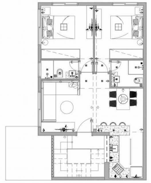 fotos-34 - Casa de Vila 5 quartos à venda Tijuca, Rio de Janeiro - R$ 1.150.000 - PECV50001 - 16