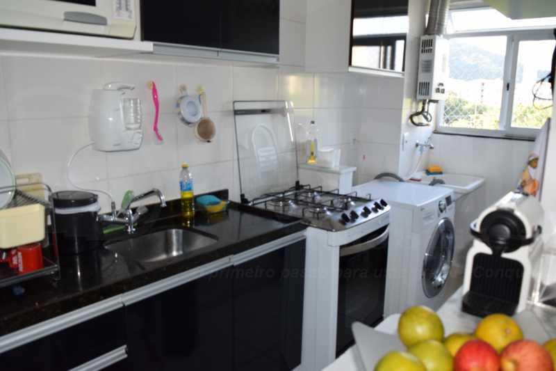 rs 10. - Apartamento 2 quartos à venda Curicica, Rio de Janeiro - R$ 270.000 - PEAP20422 - 15