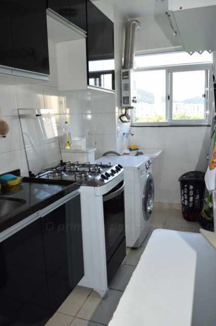rs 26. - Apartamento 2 quartos à venda Curicica, Rio de Janeiro - R$ 270.000 - PEAP20422 - 17