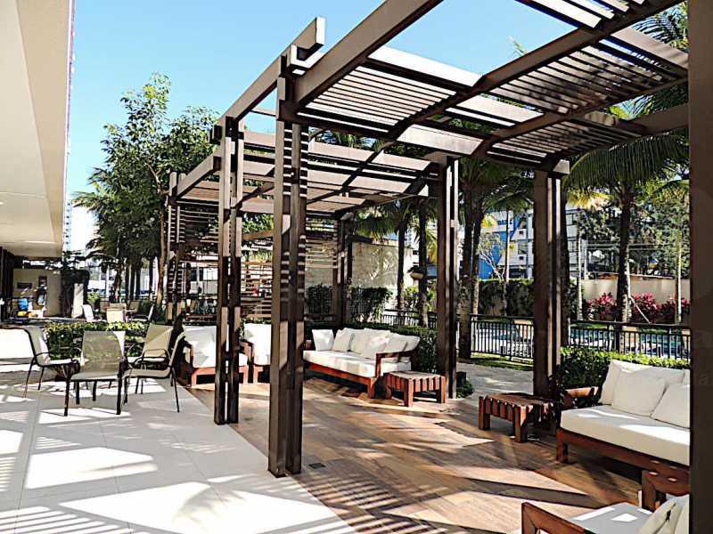 2. - Apartamento 2 quartos à venda Jacarepaguá, Rio de Janeiro - R$ 435.000 - PEAP20424 - 3