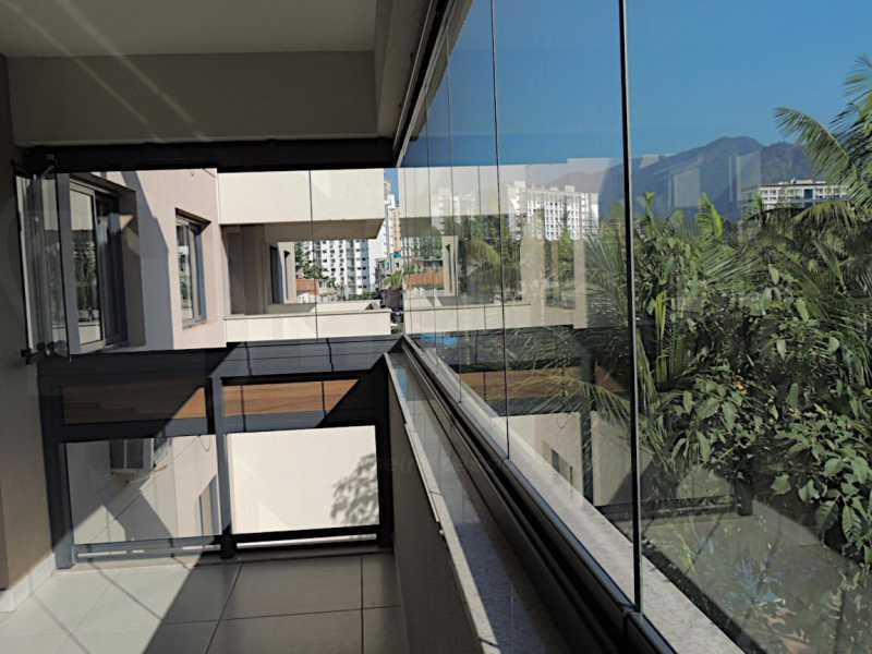 8. - Apartamento 2 quartos à venda Jacarepaguá, Rio de Janeiro - R$ 435.000 - PEAP20424 - 10