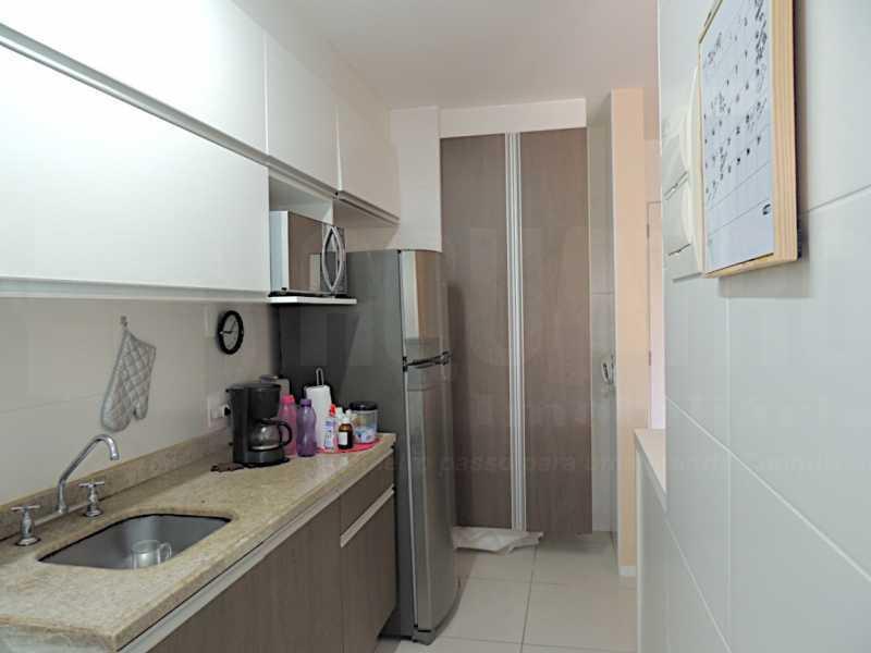 13. - Apartamento 2 quartos à venda Jacarepaguá, Rio de Janeiro - R$ 435.000 - PEAP20424 - 14