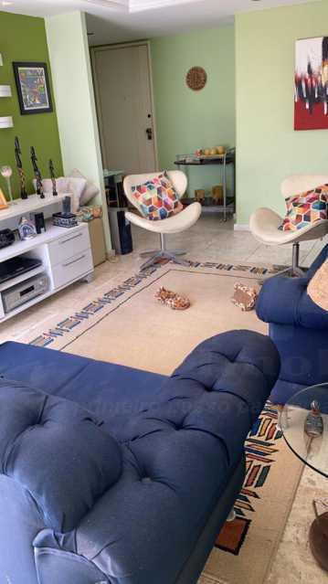br 1. - Cobertura 5 quartos à venda Barra da Tijuca, Rio de Janeiro - R$ 2.000.000 - PECO50002 - 3