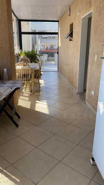 br 2. - Cobertura 5 quartos à venda Barra da Tijuca, Rio de Janeiro - R$ 2.000.000 - PECO50002 - 6