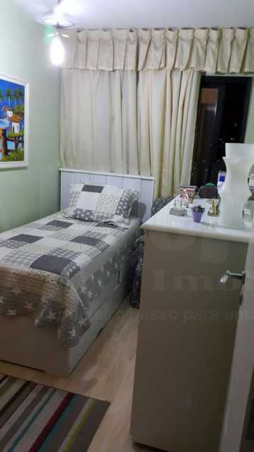 br 11. - Cobertura 5 quartos à venda Barra da Tijuca, Rio de Janeiro - R$ 2.000.000 - PECO50002 - 13