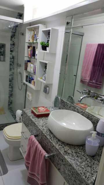 br 13. - Cobertura 5 quartos à venda Barra da Tijuca, Rio de Janeiro - R$ 2.000.000 - PECO50002 - 15