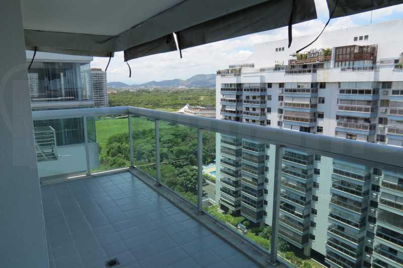 IMG_6009 - Cobertura 2 quartos à venda Barra da Tijuca, Rio de Janeiro - R$ 806.550 - PECO20006 - 1