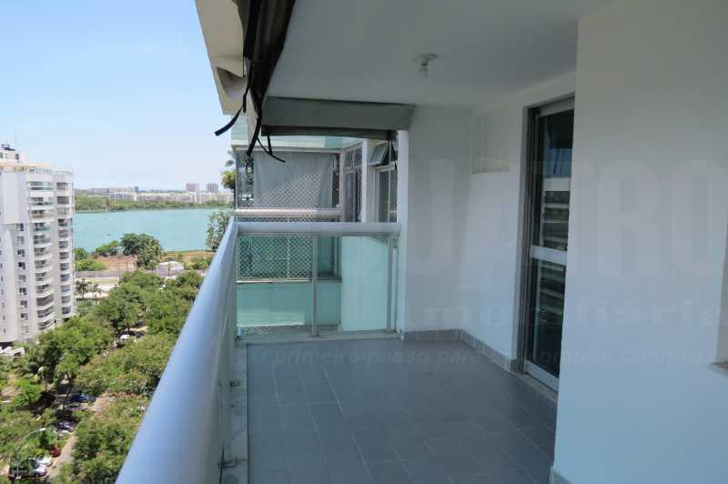 IMG_6010 - Cobertura 2 quartos à venda Barra da Tijuca, Rio de Janeiro - R$ 806.550 - PECO20006 - 5