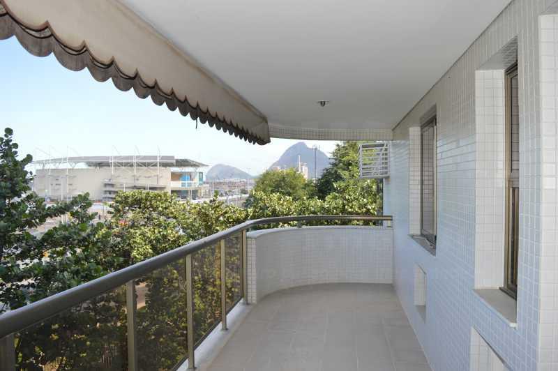 DSC_0009 - Apartamento 4 quartos à venda Barra da Tijuca, Rio de Janeiro - R$ 1.097.250 - PEAP40011 - 4