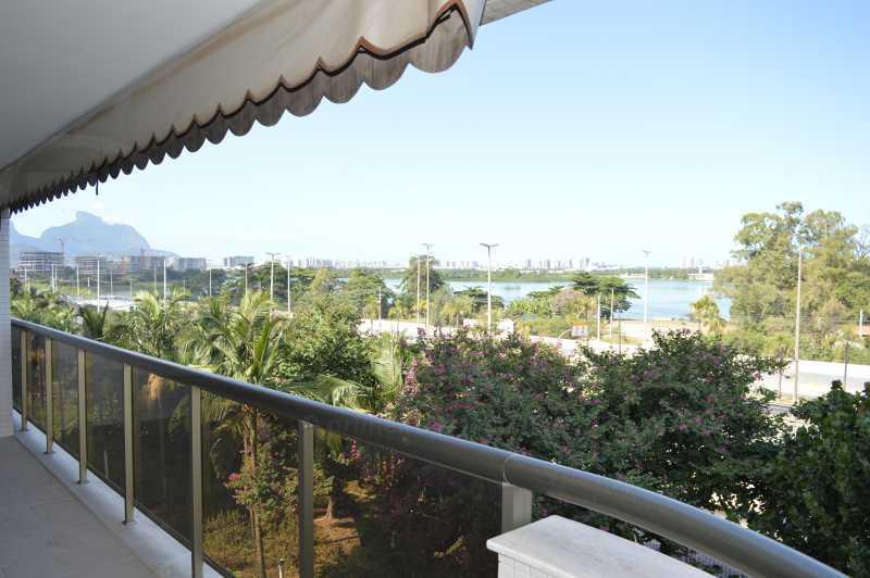 DSC_0011 - Apartamento 4 quartos à venda Barra da Tijuca, Rio de Janeiro - R$ 1.097.250 - PEAP40011 - 3