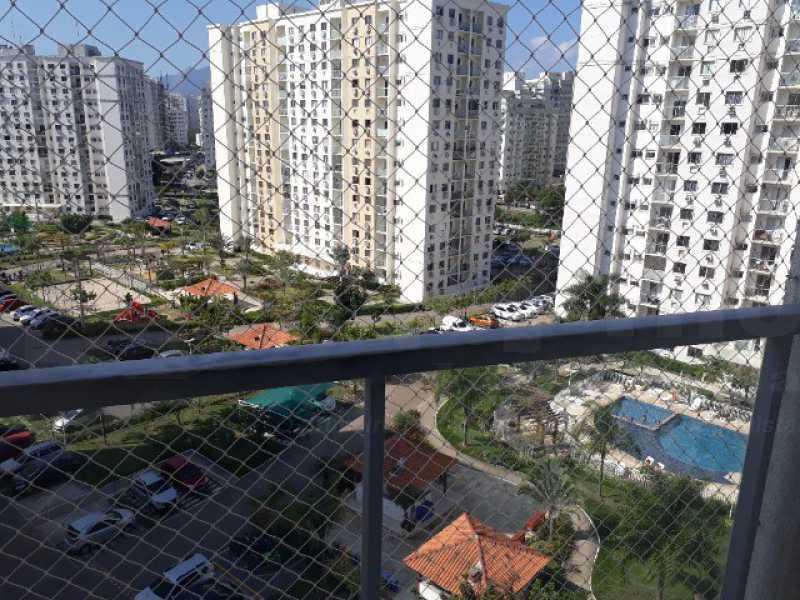 1 - Apartamento 2 quartos à venda Barra da Tijuca, Rio de Janeiro - R$ 270.000 - PEAP20432 - 1