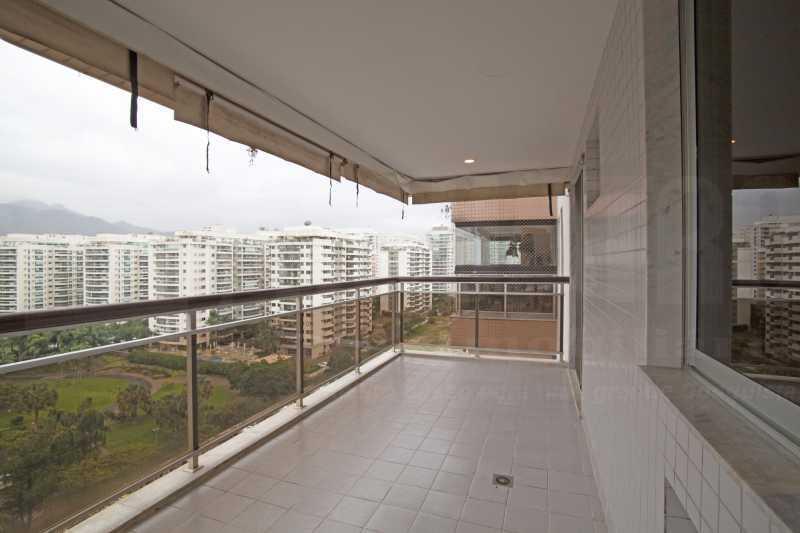 IMG_4031.ph - Apartamento 2 quartos à venda Barra da Tijuca, Rio de Janeiro - R$ 612.600 - PEAP20433 - 1