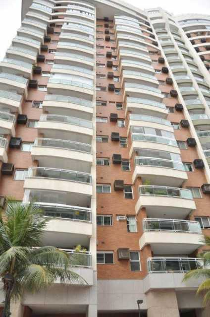 1 - Cobertura 4 quartos à venda Barra da Tijuca, Rio de Janeiro - R$ 3.523.550 - PECO40004 - 1