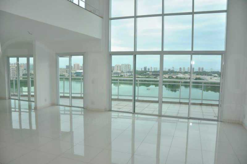 2 - Cobertura 4 quartos à venda Barra da Tijuca, Rio de Janeiro - R$ 3.523.550 - PECO40004 - 3