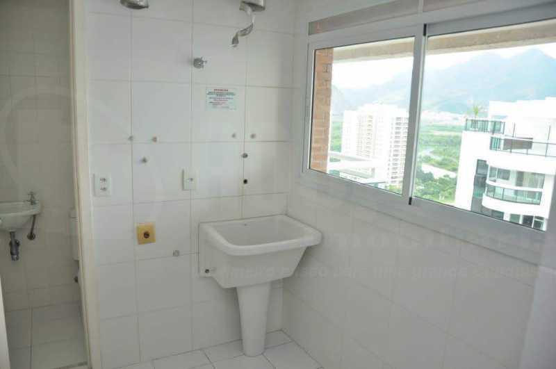 DSC_4115 - Cobertura 4 quartos à venda Barra da Tijuca, Rio de Janeiro - R$ 3.523.550 - PECO40004 - 21
