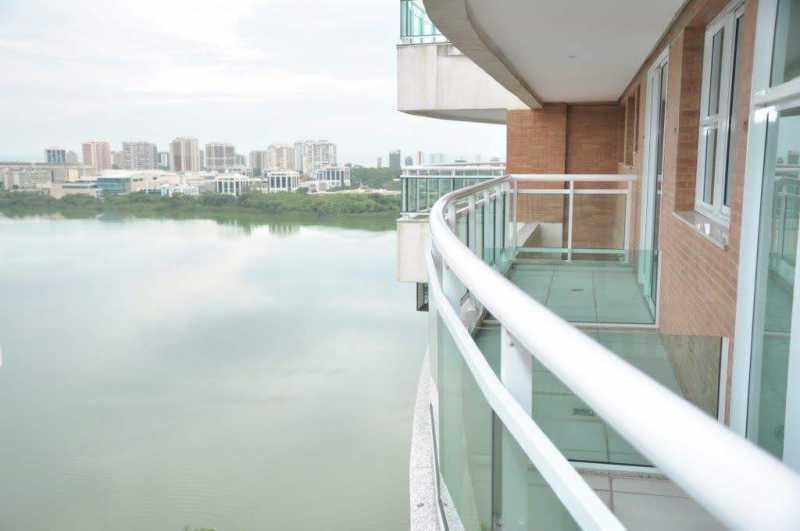 DSC_4130 - Cobertura 4 quartos à venda Barra da Tijuca, Rio de Janeiro - R$ 3.523.550 - PECO40004 - 27