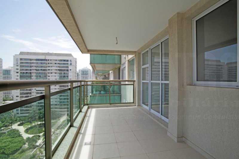 RJ 1 - Apartamento 2 quartos à venda Barra da Tijuca, Rio de Janeiro - R$ 683.000 - PEAP20435 - 3