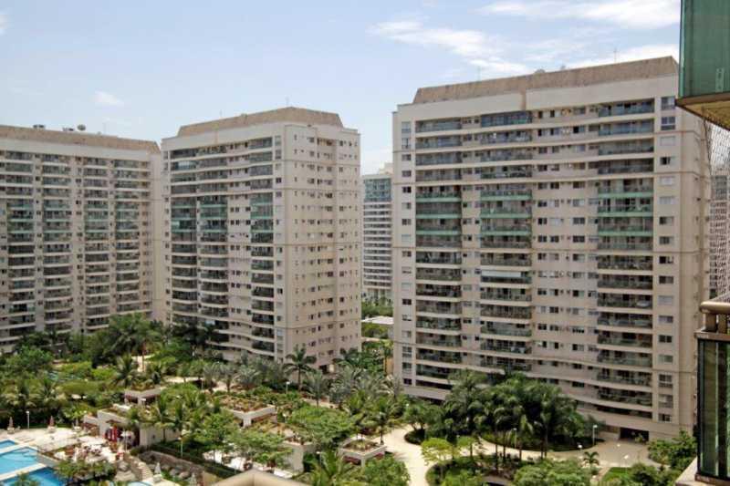 RJ 7 - Apartamento 2 quartos à venda Barra da Tijuca, Rio de Janeiro - R$ 683.000 - PEAP20435 - 1