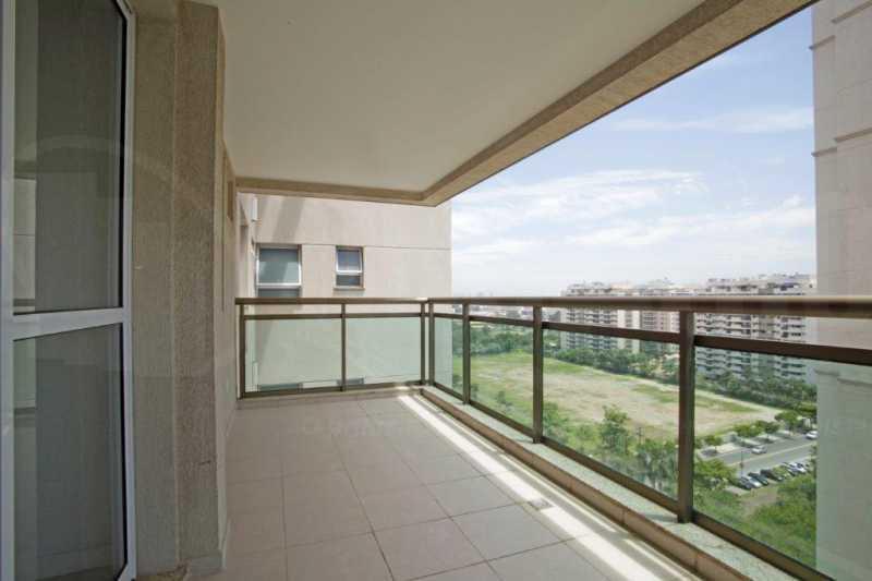 RJ 14 - Apartamento 2 quartos à venda Barra da Tijuca, Rio de Janeiro - R$ 683.000 - PEAP20435 - 4