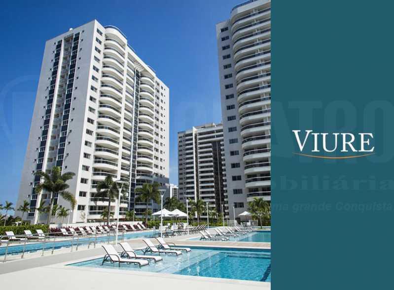 viure - Apartamento 2 quartos à venda Barra da Tijuca, Rio de Janeiro - R$ 773.000 - PEAP20440 - 3