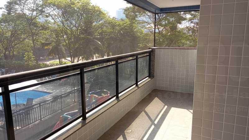 R2 4 - Apartamento 2 quartos à venda Barra da Tijuca, Rio de Janeiro - R$ 598.500 - PEAP20441 - 1