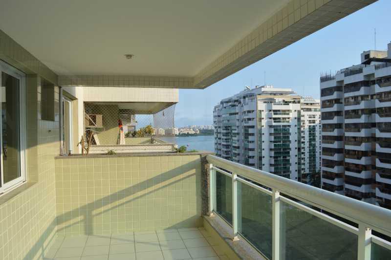 borgonha 1 - Apartamento 2 quartos à venda Barra da Tijuca, Rio de Janeiro - R$ 587.100 - PEAP20442 - 1