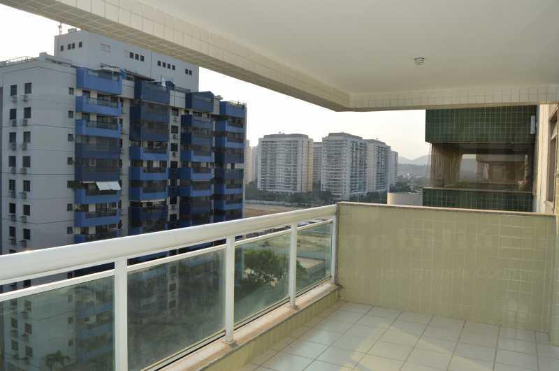 borgonha 12 - Apartamento 2 quartos à venda Barra da Tijuca, Rio de Janeiro - R$ 587.100 - PEAP20442 - 3